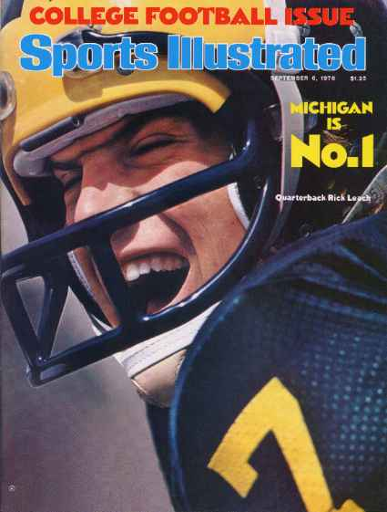 September 6, 1976 - Sports Illustrated Cover
